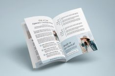 Coaching Package Template ~ Magazine Templates