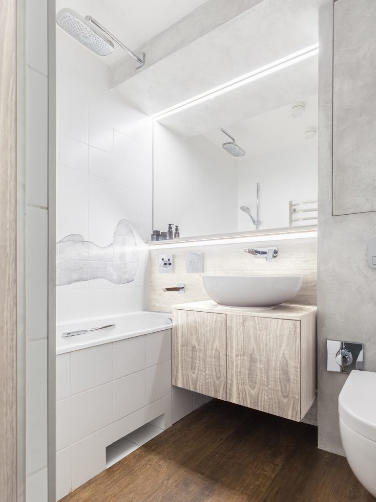 Emotional minimalism: apartment of 59 m² in Moscow