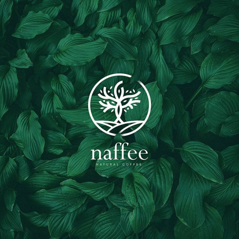 Naffee – Natural Coffee, designed