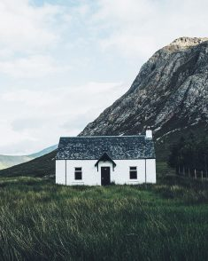 Cottage Goals 🏡 // Glencoe Valley, Highlands