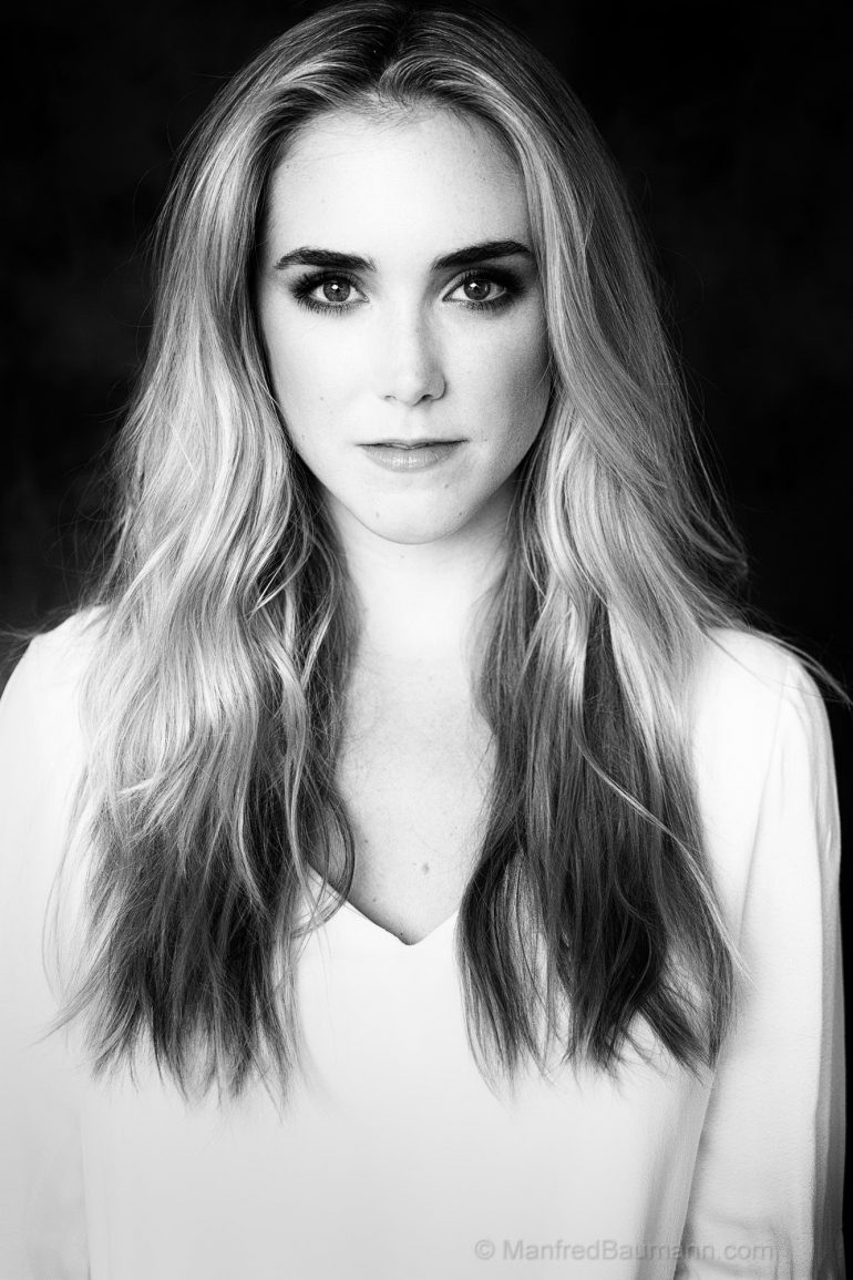 new NETFLIX Star SPENCER LOCKE by ManfredBaumann