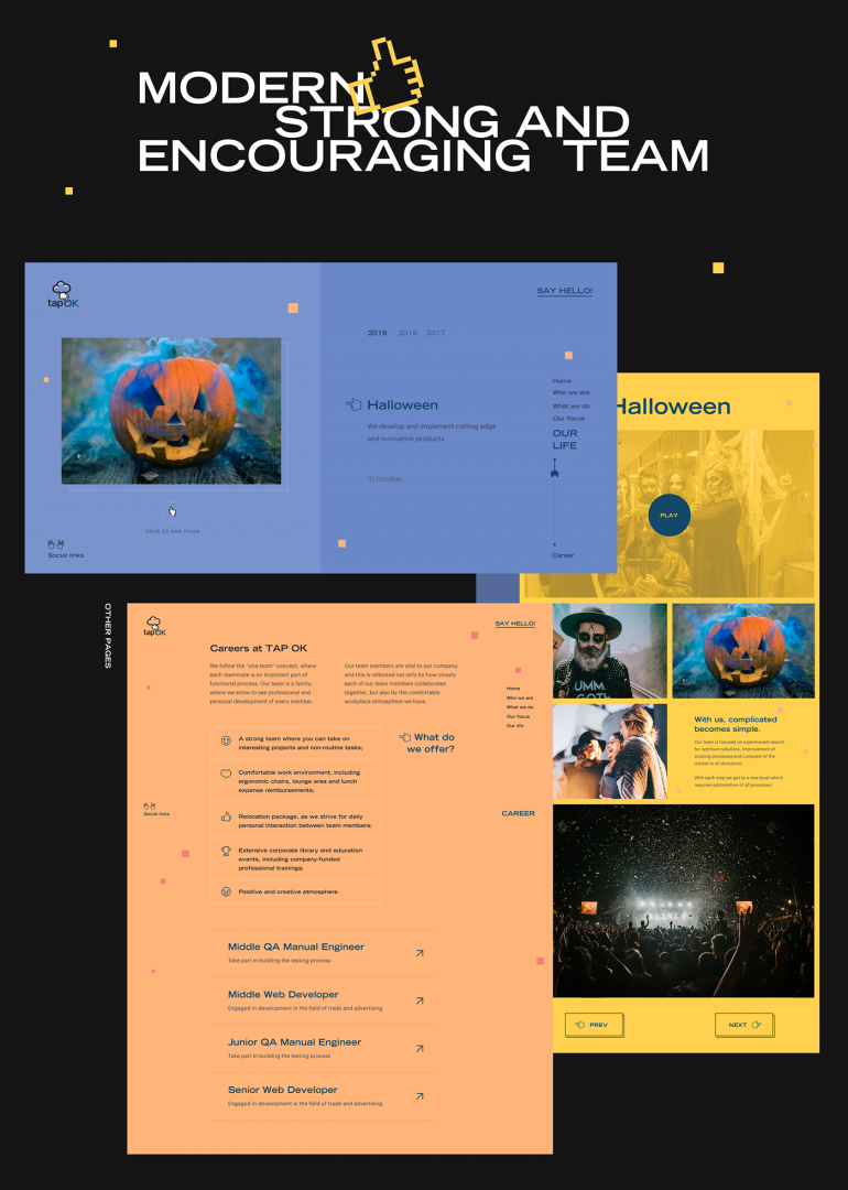 Nextpage Agency – TapOk