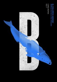 Letter B – Typographic Poster