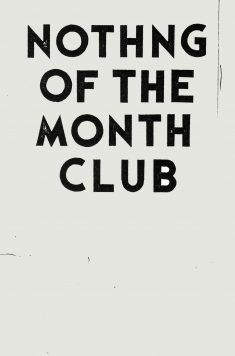 Nothing of the Month Club