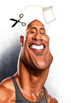 The Rock, Paper, Scissors by Loopydave