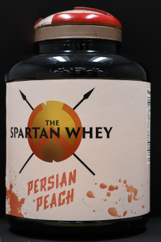 The Spartan Whey