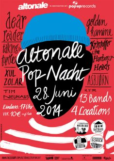 Altonale Pop Night 2014