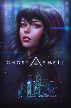 Ghost in the Shell – Major Kusanagi, Abigail Diaz