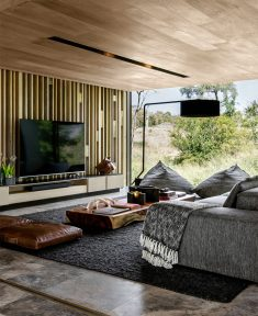 Modern TV Wall Decor Ideas