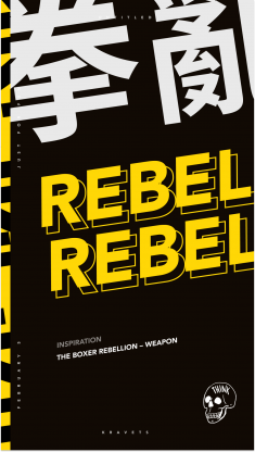 Rebel – The Boxer Rebellion