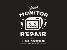 Do you need your monitor repaired? 👀