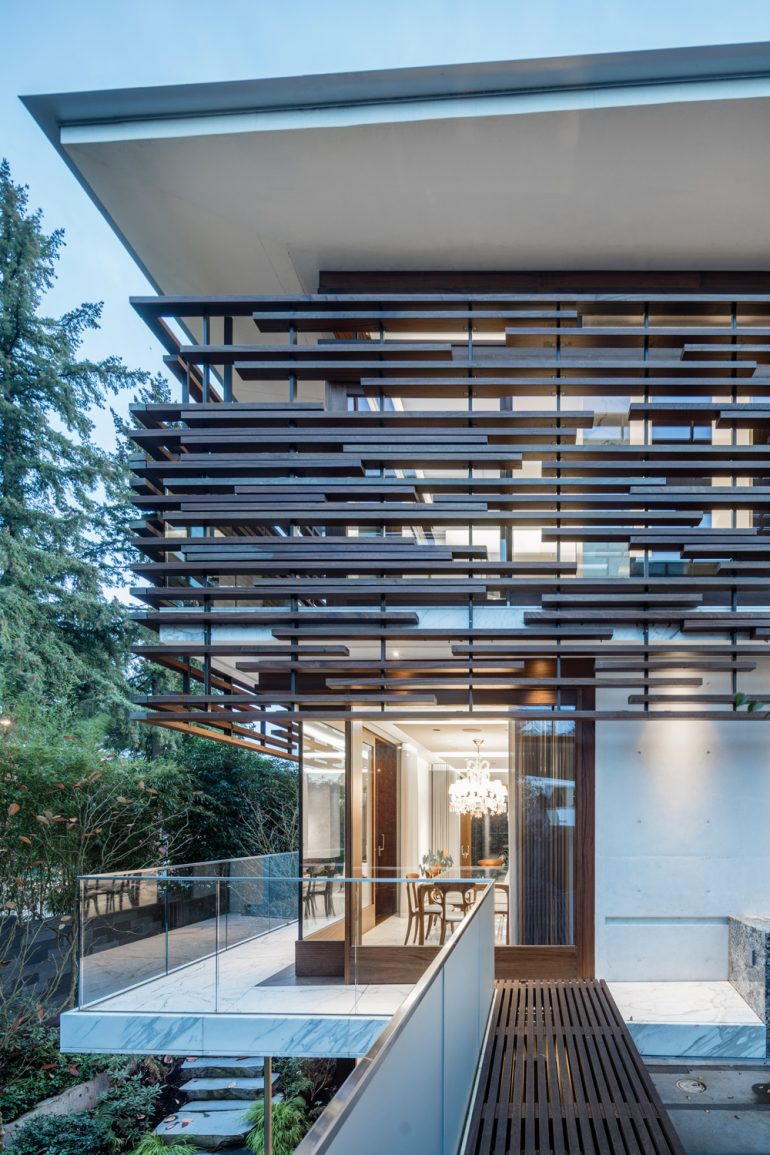 Floating House | Kerrisdale Vancouver BC