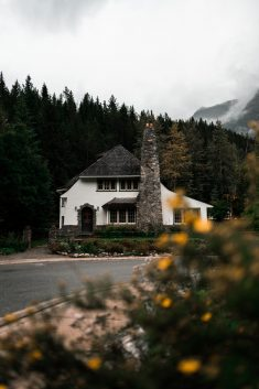 Cool House in Yoho National Park.