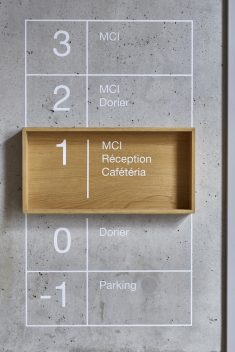 MCI Headquarters Office Design / Bloomint Design