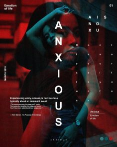Emotion of life – Anxious