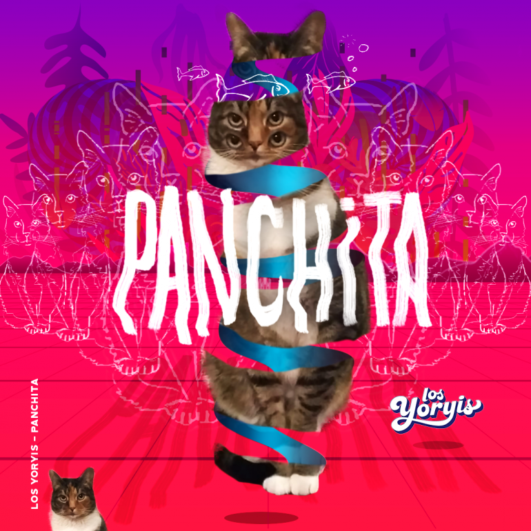 Panchita – Los Yoryis Single Cover Art