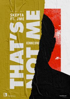 Playlist-posters // Skepta ft. JME – That's Not Me
