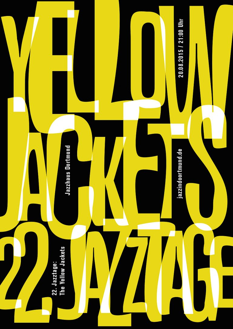 The Yellow Jackets – 22. Jazztage