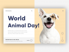 ???? World Animal Day