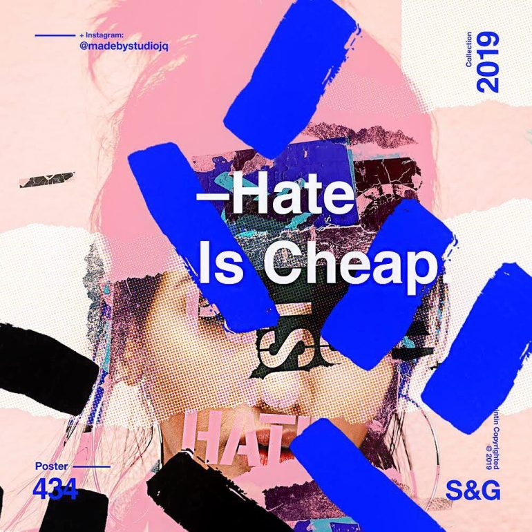 Sneak peek of Show & Go l 434 [Hate Is Cheap]