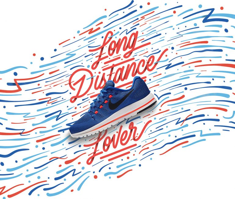 Long Distance Lover – NIKE VOMERO 12
