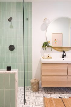 Our House: Guest Bathroom Remodel Reveal!