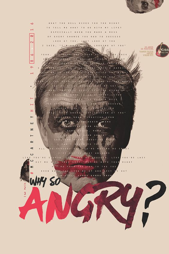 Why so Angry?