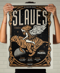 Slaves Brazilian Tour '18