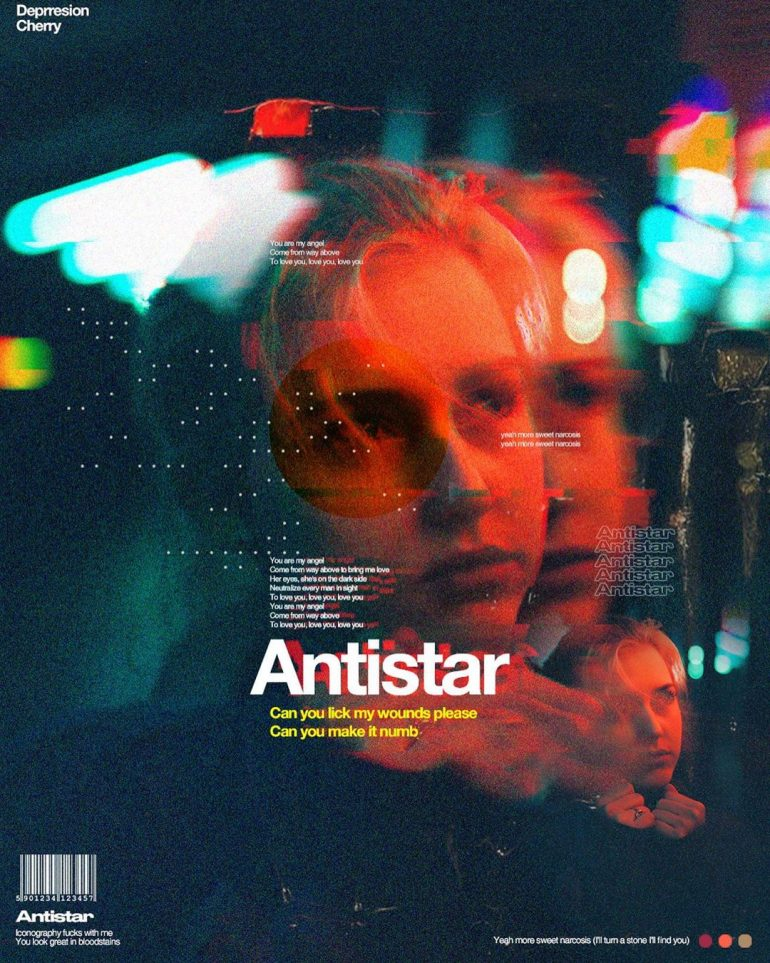 Antistar – Depression cherry – 54/365