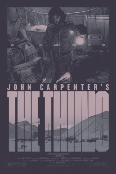 John Carpenter's – The Thing