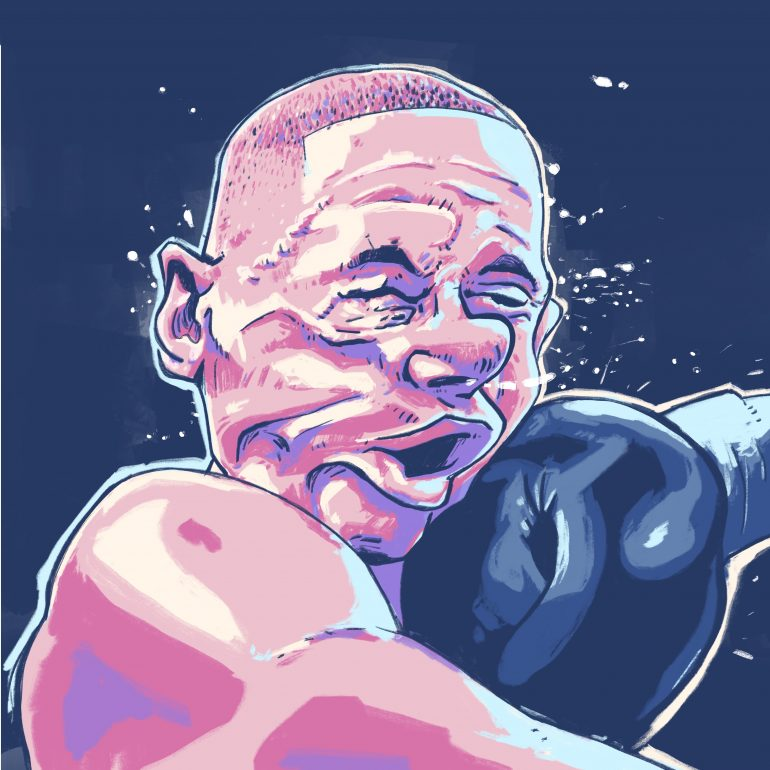 Boxing Faces