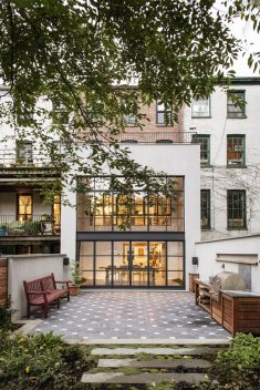 Cumberland Street Townhouse / Elizabeth Roberts Architecture and Design