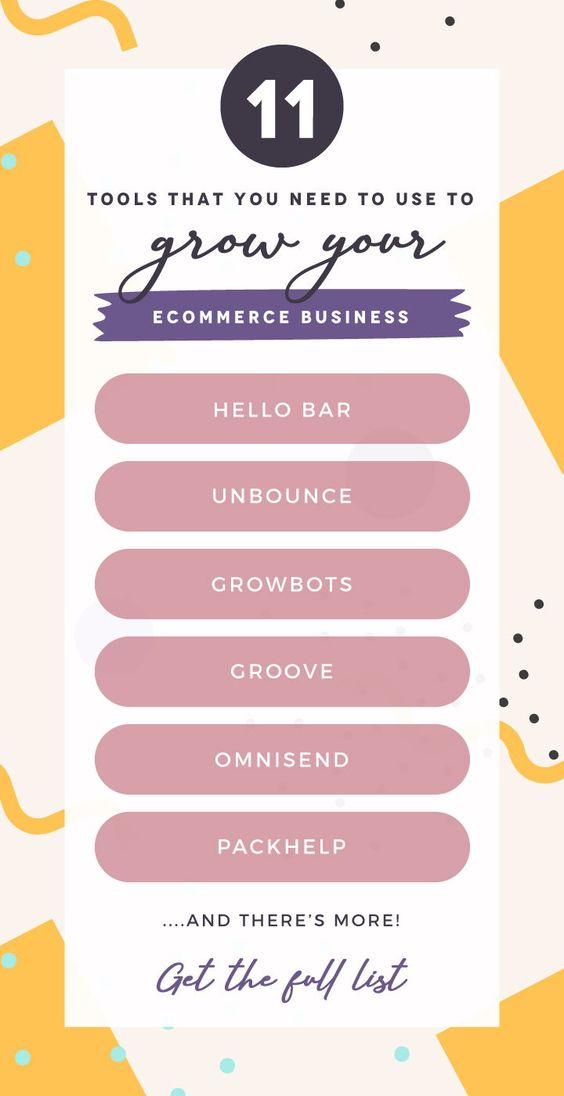 12 eCommerce Tools That Can Increase Your Sales in 2019