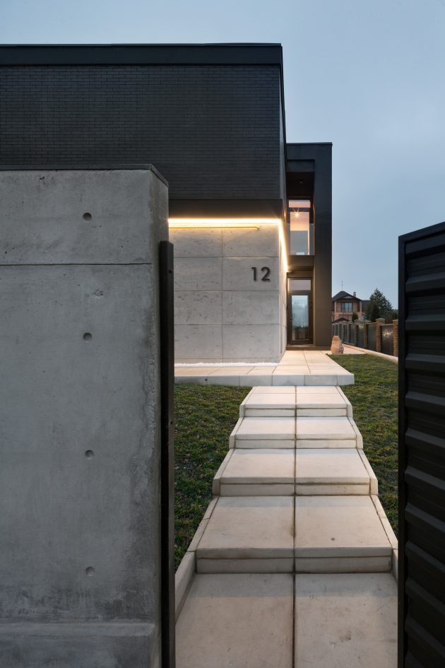 Buddy's House – A Truly Modern Home By Sergey Makhno In Ukraine