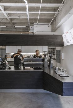 Coffee Bar Kearny | jones | haydu