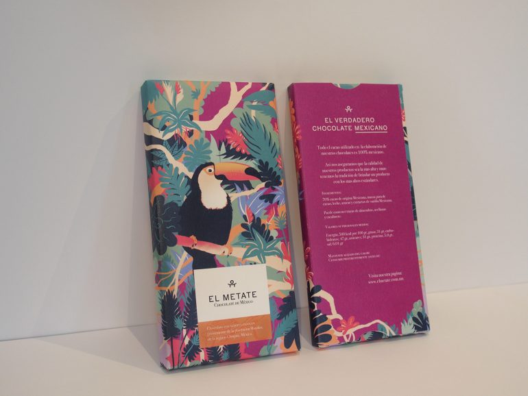 El Metate – Chocolate Packaging