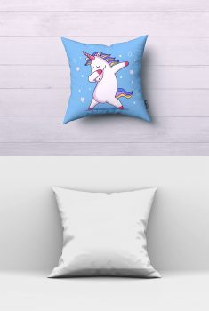 Free Square Pillow Mockup on Behance