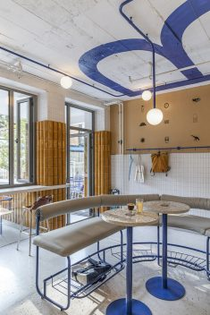 BigSmall Coffee Beiluoguxiang / design RESERVE