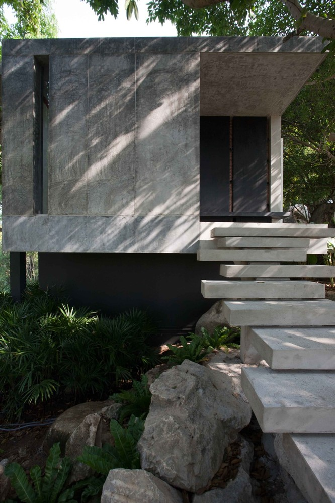 Hilltop House / Openbox Architects