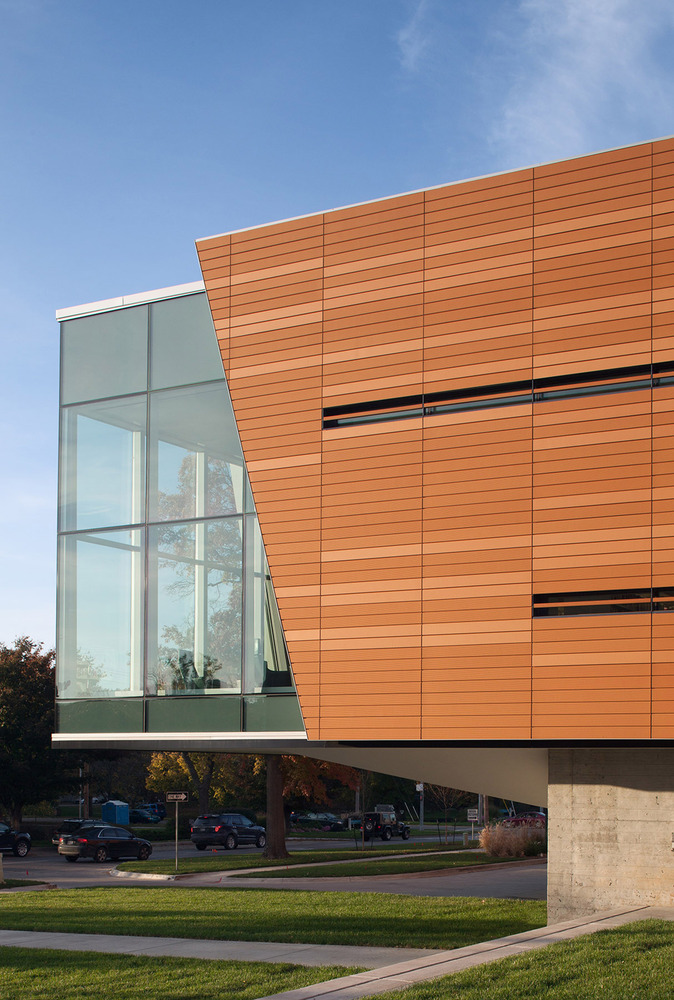 Lawrence Public Library / Gould Evans