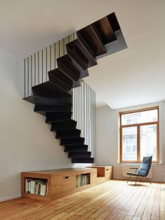 Terraced-House Renovation / Edouard Brunet + François Martens