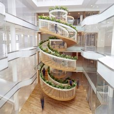 How to Calculate Spiral Staircase Dimensions and Designs