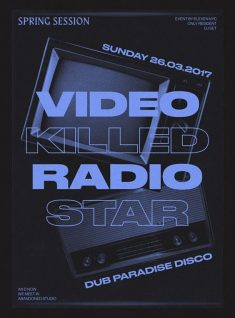 Video Killed Radio Star