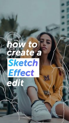 Say Hello to Your New Favorite Effect, Sketch!