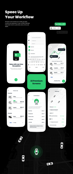 Rido App Ui Kit