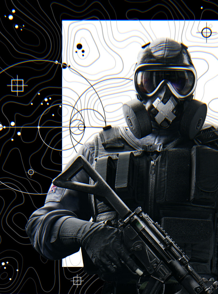 SIEGE- GAMER/ ESPORTS VECTOR PACK