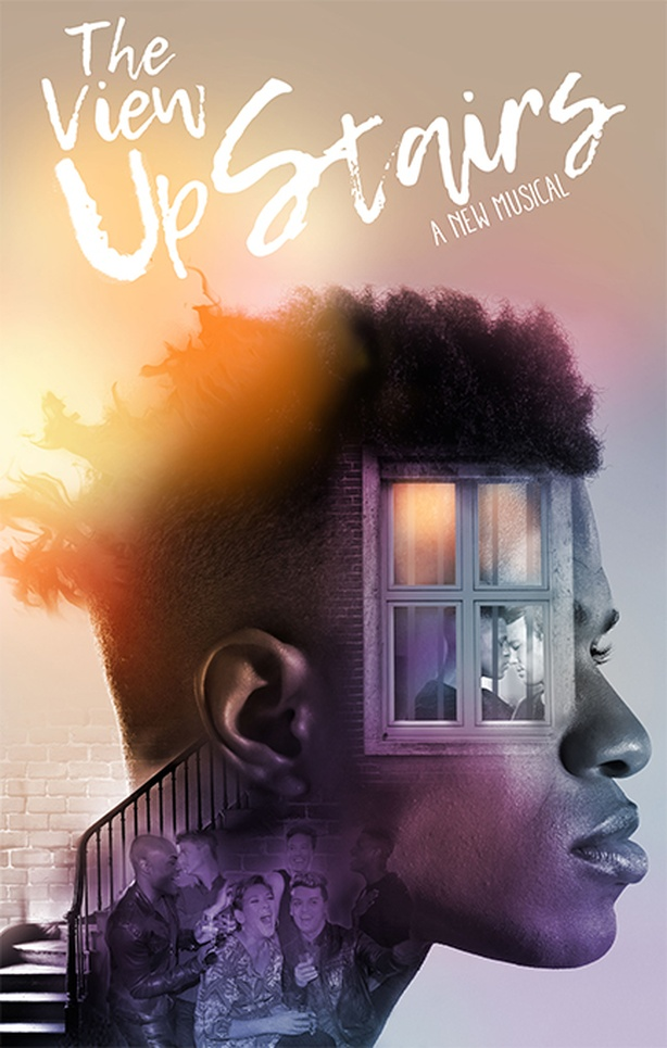 The View UpStairs Key Art Poster