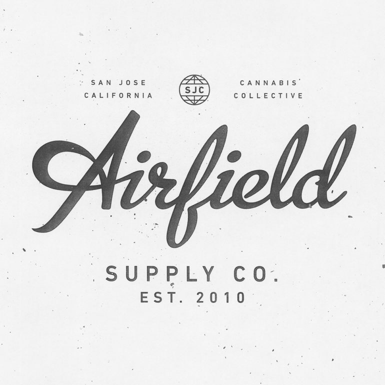 Airfield Supply Co. Identity System