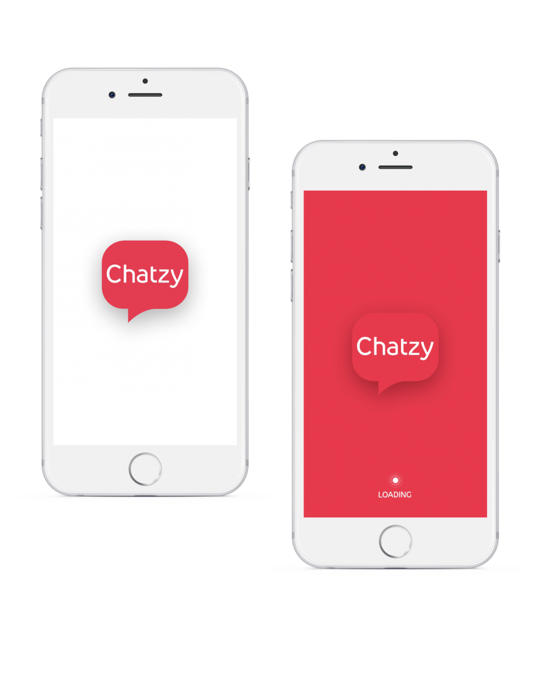Chatzy – A Mobile Chat App