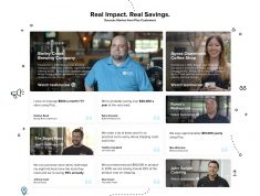 Case Studies Rework by Daniel E Kling Jr in Webstaurant Store